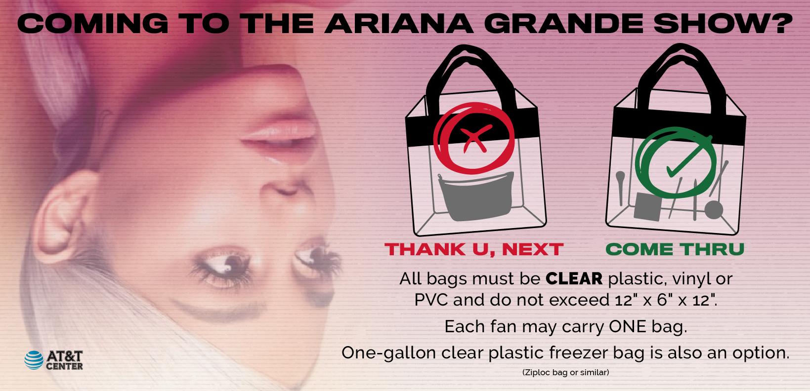 Ariana Grande Att Center