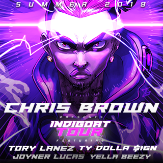 Chris Brown | ATT Center
