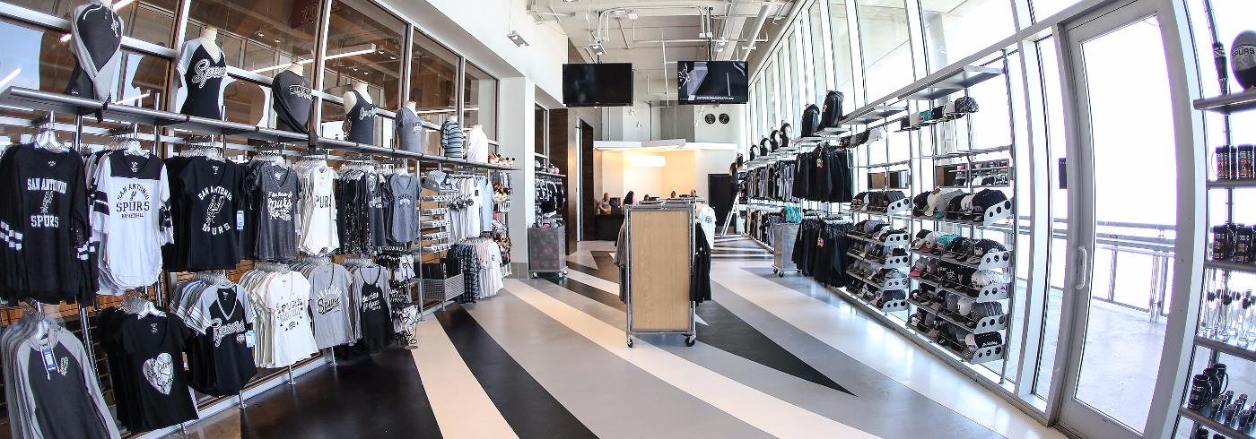 check out ca493 bbf60 Fan Shop | ATT Center