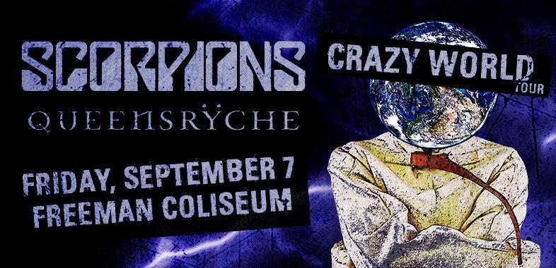 Scorpions Att Center