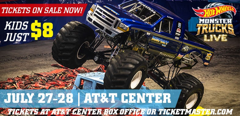 Hot Wheels Monster Trucks Live Att Center
